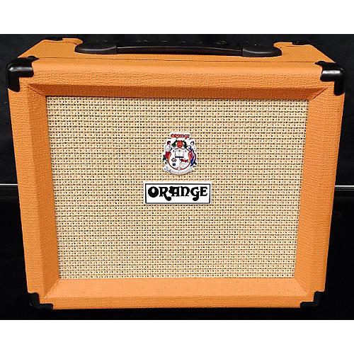 used orange amplifiers crush 20 guitar combo amp guitar center. Black Bedroom Furniture Sets. Home Design Ideas