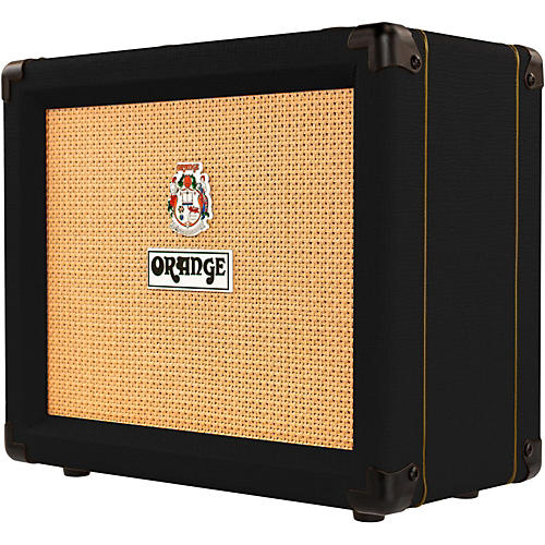 Orange Amplifiers Crush 20RT 20W 1x8 Guitar Combo Amp Black-thumbnail