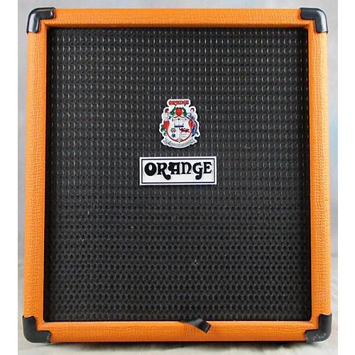 Orange Amplifiers Crush 25BX Bass Combo Amp-thumbnail