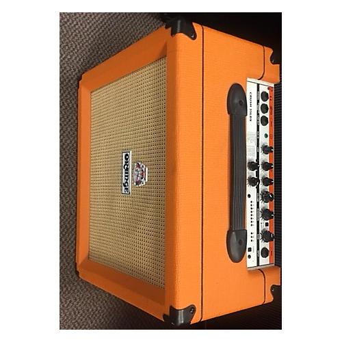 Orange Amplifiers Crush 35dlx Guitar Combo Amp