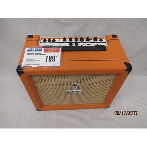 Orange Amplifiers Crush 35ldx Guitar Combo Amp-thumbnail
