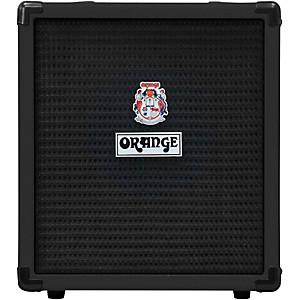 Orange Amplifiers Crush Bass 25 25 Watt Bass Combo Amplifier by Orange Amplifiers
