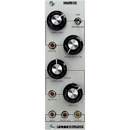 Pittsburgh Modular Synthesizers Crush Module