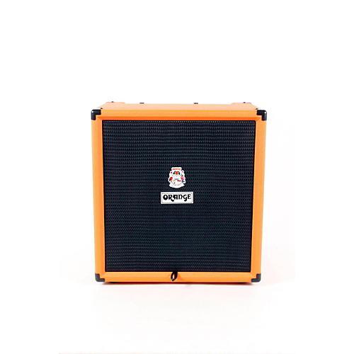 Orange Amplifiers Crush PiX Bass Series CR100BXT 100W 1x15 Bass Combo Amp Orange 888365341248