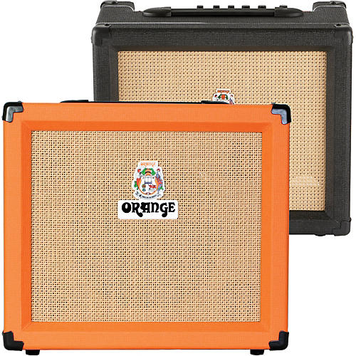 Orange Amplifiers Crush PiX Series CR35LDX 35W 1x10 Guitar Combo Amp-thumbnail