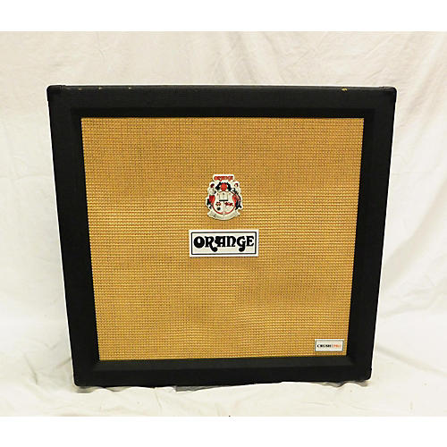 Orange Amplifiers Crush Pro 4x12 Guitar Cabinet-thumbnail