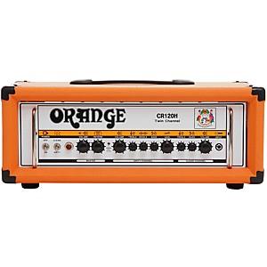 Click here to buy Orange Amplifiers Crush Pro CR120H 120 Watt Guitar Amp Head by Orange Amplifiers.