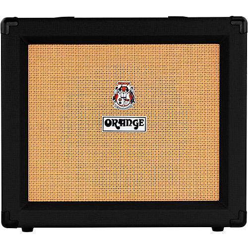 Orange Amplifiers Crush35RT 35W 1x10 Guitar Combo Amp Black