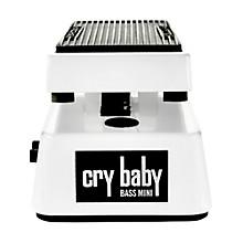 Dunlop Crybaby Mini Bass Wah Pedal