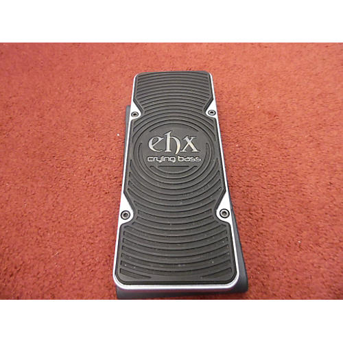 Electro-Harmonix Crying Bass Wah With Floating Anchor Effect Pedal