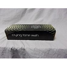 Electro-Harmonix Crying Tone Wah Effect Pedal