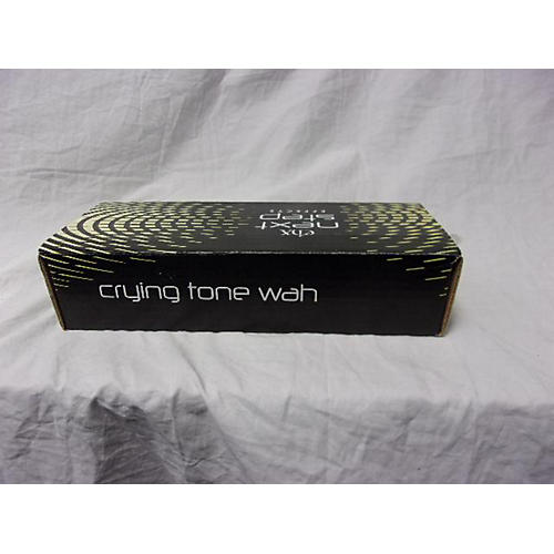 Electro-Harmonix Crying Tone Wah Effect Pedal-thumbnail