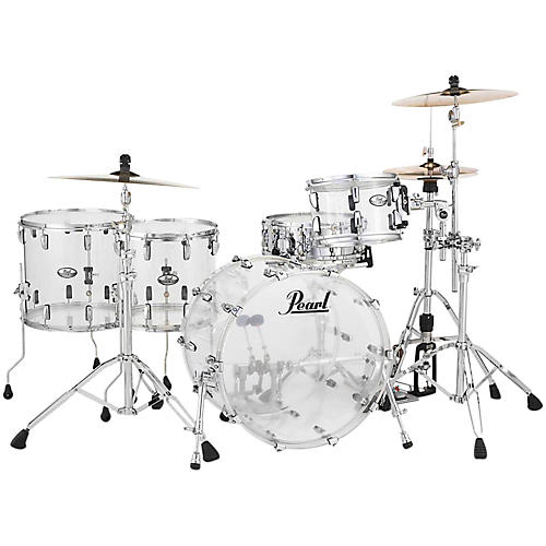 Pearl Crystal Beat 4-Piece Rock Shell Pack-thumbnail