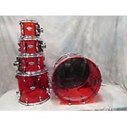Pearl Crystal Beat Drum Kit
