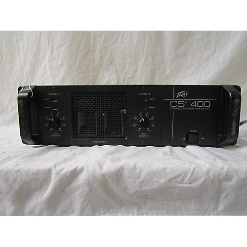 Peavey Cs400 Power Amp-thumbnail