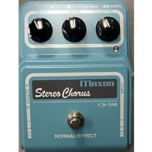 Maxon Cs550 Effect Pedal