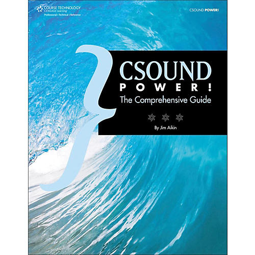Cengage Learning Csound Power The Comprehensive Guide-thumbnail