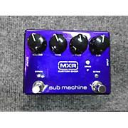 MXR Csp210 Custom Shop Sub Machine Effect Pedal