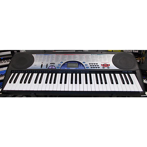 Casio Ctk-471 Portable Keyboard