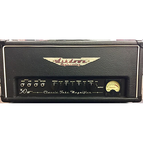 Ashdown Ctm30 Tube Bass Amp Head-thumbnail