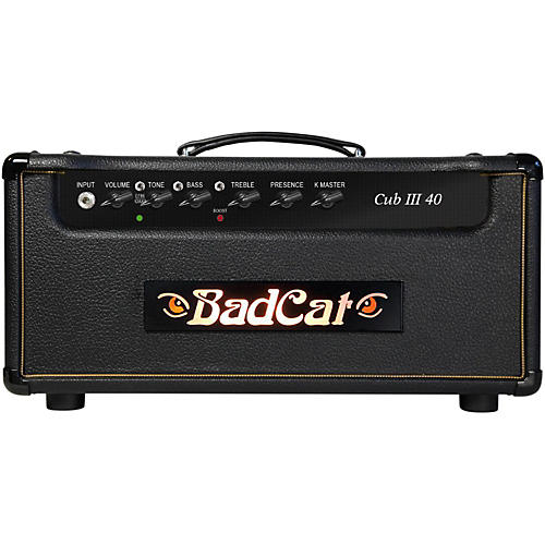 Bad Cat Cub III 40W Guitar Head-thumbnail