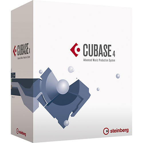 Steinberg Cubase 4 Music Production Software Competitive Crossgrade