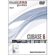 Hal Leonard Cubase 6 Music Pro Guide DVD Tutorial