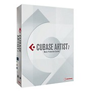 Steinberg Cubase Artist 7 Upgrade from Cubase Elements 6/7, Cubase Essential 4/5
