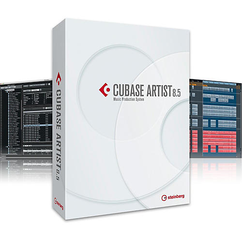 Steinberg Cubase Artist 8.5 Educational Edition-thumbnail