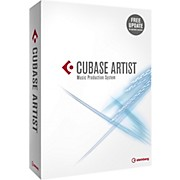 Steinberg Cubase Artist 9 Upgrade from Cubase LE/AI 4/5/6/7/8/9, Essential 4/5, Sequel 2/3