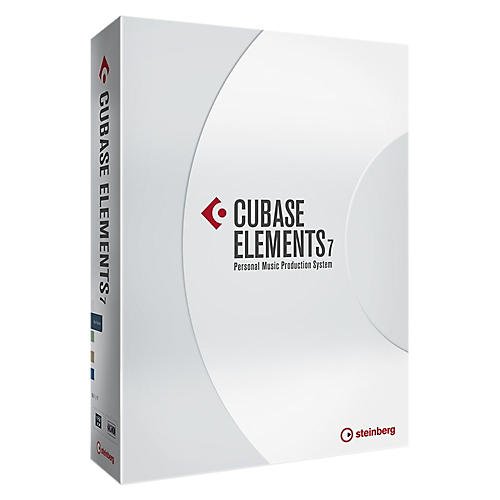Steinberg Cubase Elements 7 DAW Software Educational Edition-thumbnail