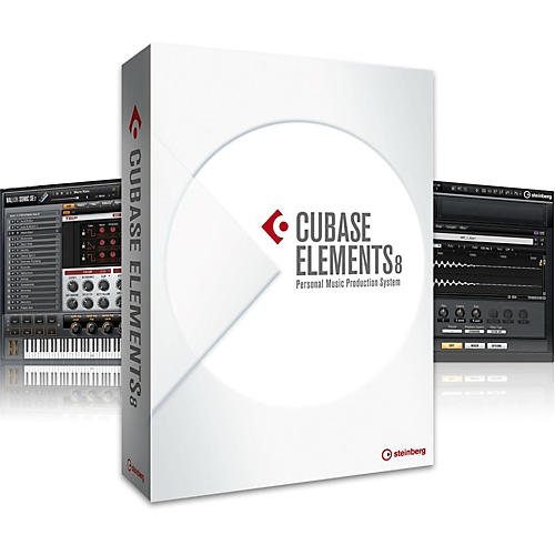 Steinberg Cubase Elements 8-thumbnail