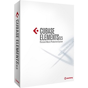 Steinberg Cubase Elements 9.5 by Steinberg