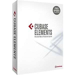 Steinberg Cubase Elements 9 by Steinberg