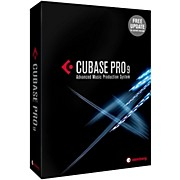 Steinberg Cubase Pro 9 Update From Cubase Pro 8.5