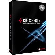 Steinberg Cubase Pro 9 Update From Cubase Pro 8