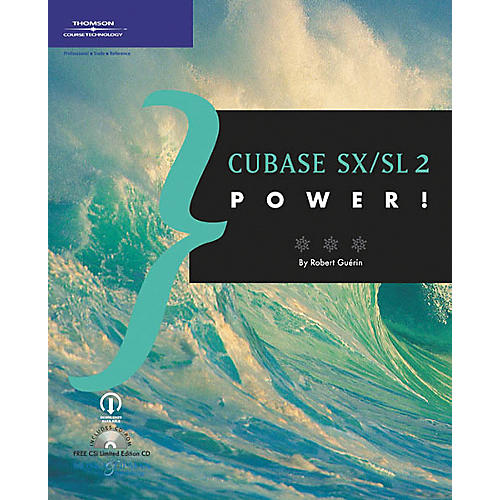 Course Technology PTR Cubase SX/SL 2 Power! Book
