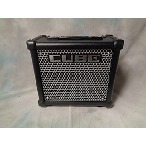 Pre-owned Roland Cube 10GX Battery Powered Amp by Roland