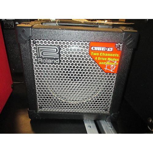 Roland Cube 15 1X8 15W Guitar Combo Amp