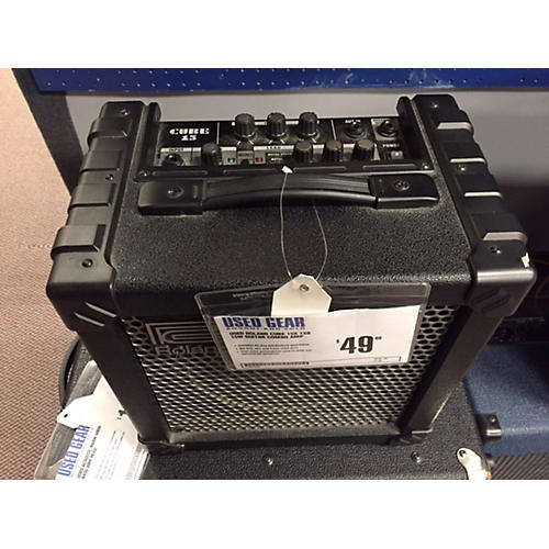 Roland Cube 15X 1X8 15W Guitar Combo Amp-thumbnail