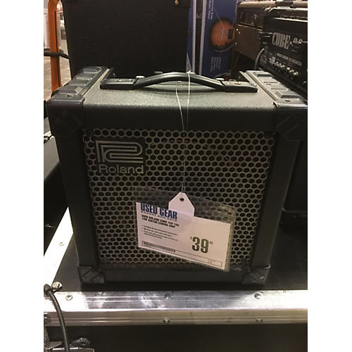 Roland Cube 15X 1X8 15W Guitar Combo Amp-thumbnail