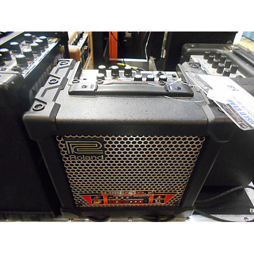 Roland Cube 15XL 1X8 15W Black Guitar Combo Amp