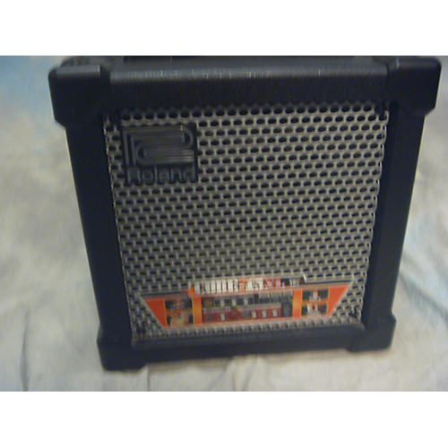 used roland cube 15xl 1x8 15w guitar combo amp guitar center. Black Bedroom Furniture Sets. Home Design Ideas