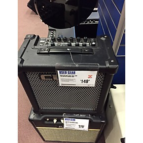 used roland cube 20gx 20w 1x8 guitar combo amp guitar center. Black Bedroom Furniture Sets. Home Design Ideas