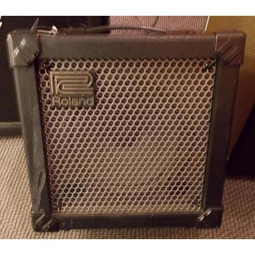 Roland Cube 20X 1X8 20W Black Guitar Combo Amp Black-thumbnail