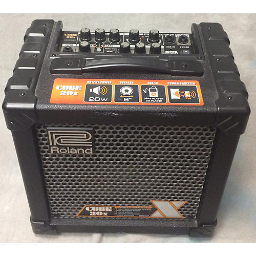 Roland Cube 20X 1X8 20W Guitar Combo Amp-thumbnail
