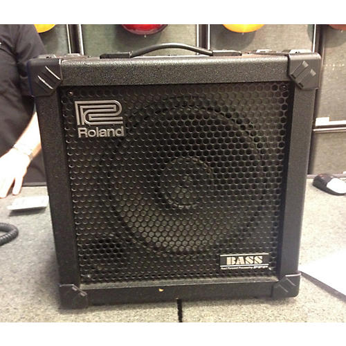 used roland cube 30 bass bass combo amp guitar center. Black Bedroom Furniture Sets. Home Design Ideas