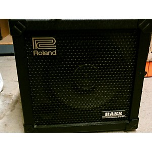 Pre-owned Roland Cube 30 Bass Bass Combo Amp