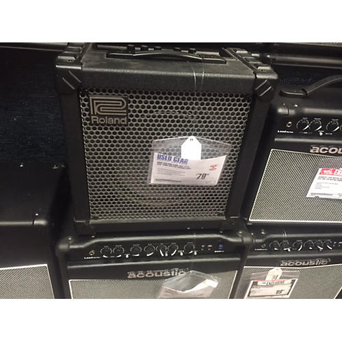 Roland Cube 30X 1X10 30W Cube Guitar Combo Amp