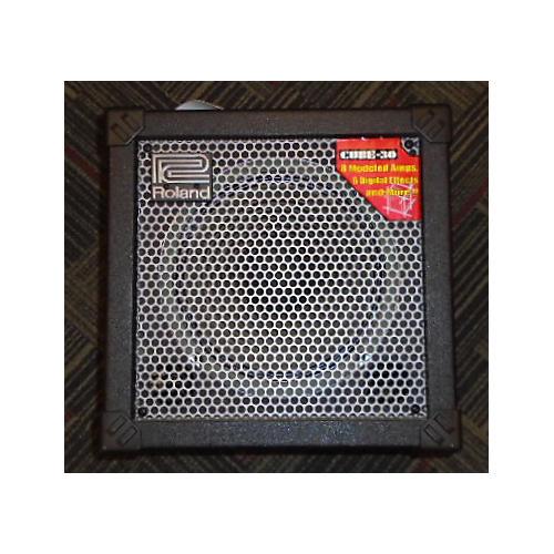 Roland Cube 30X 1x10 30W Cube Guitar Combo Amp